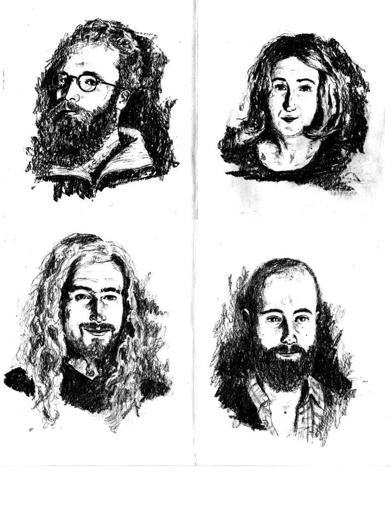 graphit porträts