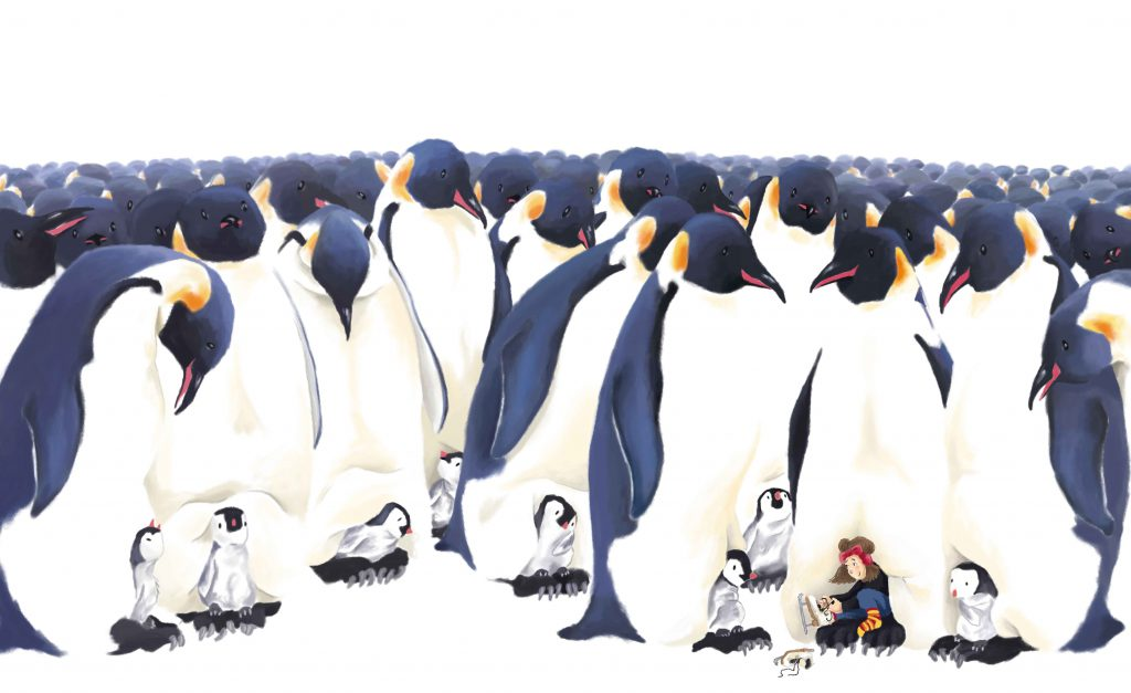 penguins illumerle