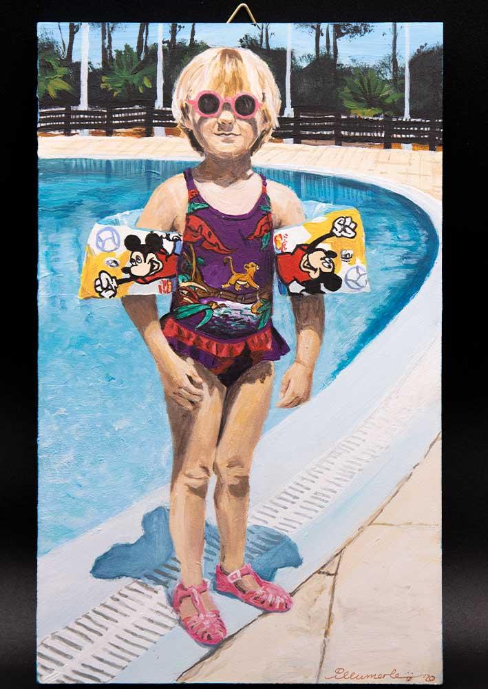 porträt-acryl-kind-am-pool